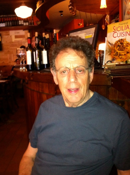 Philip Glass looking good at age 75