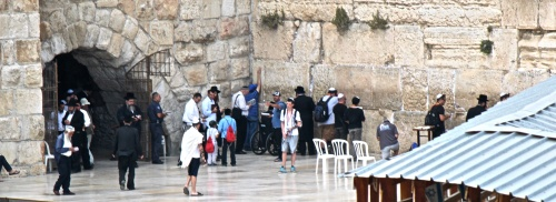 Jerusalem Wailing wall nut club