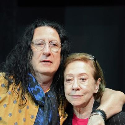 Fernanda Montenegro and I, Teatro Poeira