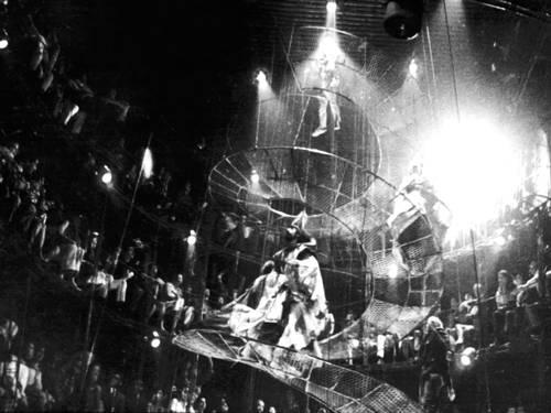 "Genet's ""Balcony"" in Sao Paulo (1969) (Teatro Ruth Eescobar)"