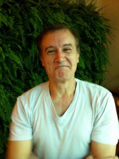Edy Botelho - Ney Latorraca's friend, partner, hero, etc