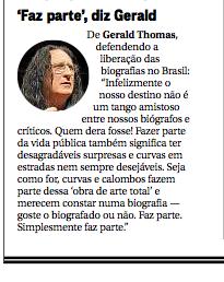 Coluna Gente Boa - Oct 16, 2013