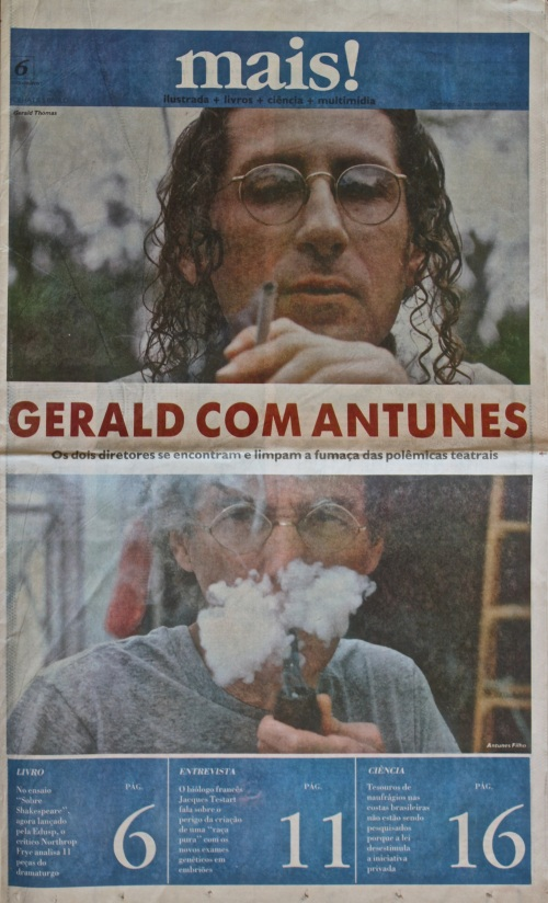 Folha de S Paulo 1992 (Hamburg)