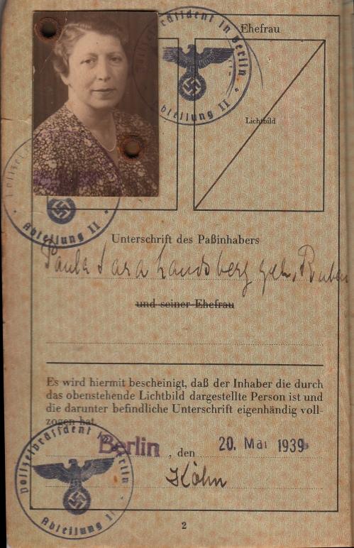 Same Passport