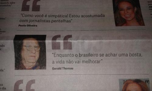 O Globo (Rio) Dec 30, 2014