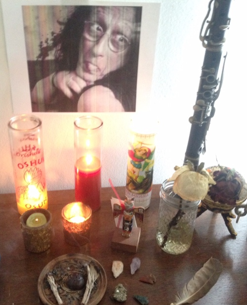 Paula Tripodi's Altar