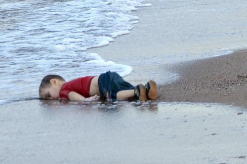Aylan Kurdi - Triste metafora para o Brasil de hoje.