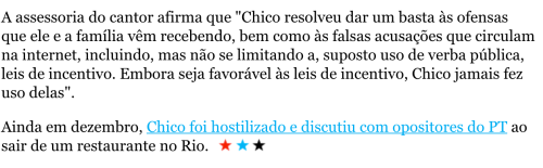 Chico Final