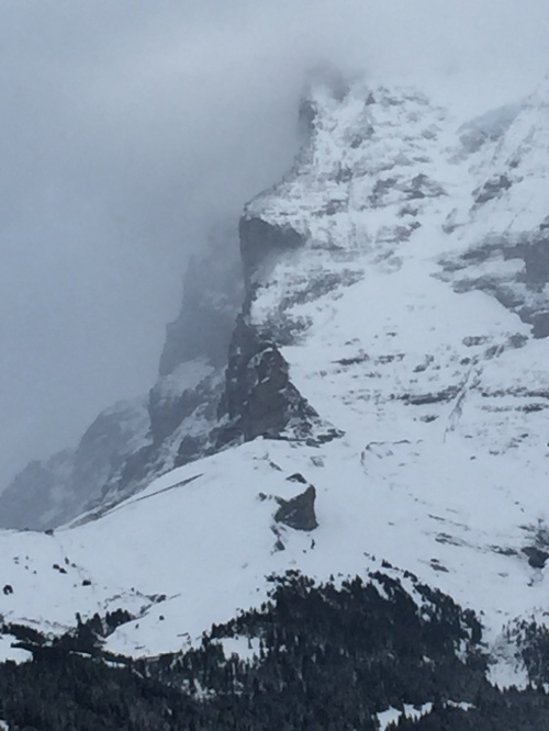 The Eiger, Swiss Alps
