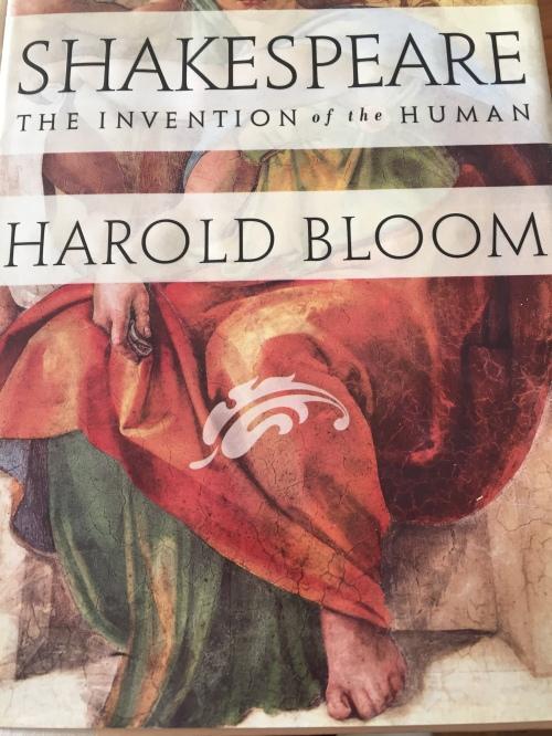 Harold Bloom - A invenção do Humano (parte de uma quebra cabeças interessantissimo proposto por Bloom - Cidadão Norte Americano)