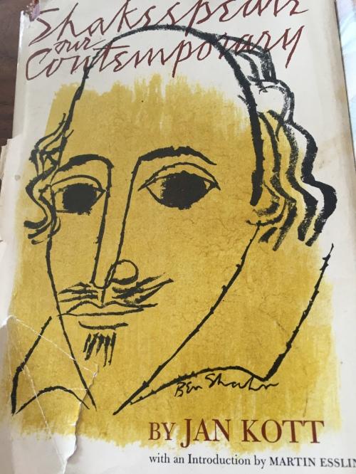 Jan Kott - Polones - o dramaturgo que influenciou Grotowski e Peter Brook a nada tem de Brasileiro, Chines ou Indiano