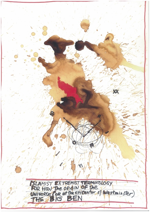 The huge coffee big bang (GT 2003 London)
