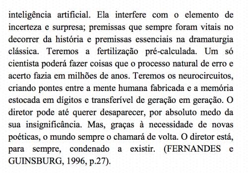 Memoria e Invençao de Silvia Fernandes a meu respeito