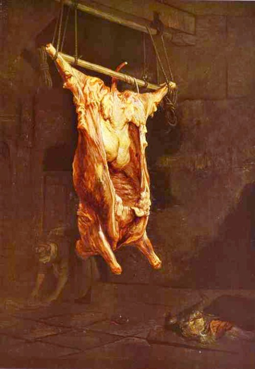 rembrandt-opened-cow